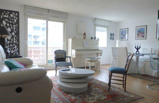 Nantes centre: Appartement de 63m²