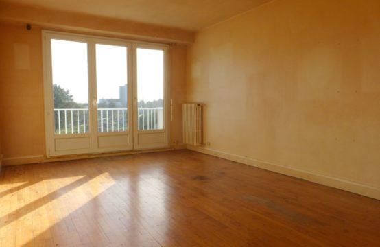 Nantes: Appartement 4 pièces de 75m²