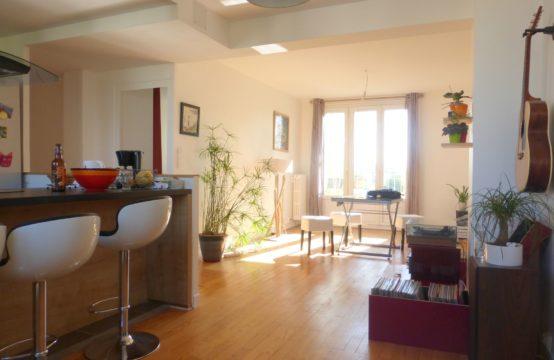Nantes: Appartement 3 pièces de 62m²
