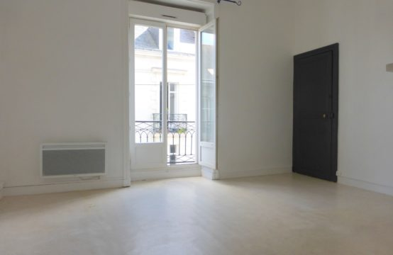 Nantes centre: Appartement de 27m²
