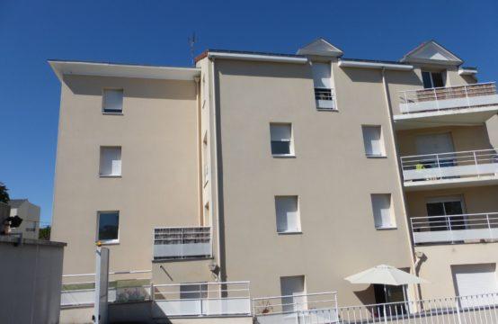 Nantes: Appartement 2 pièces de 42m²