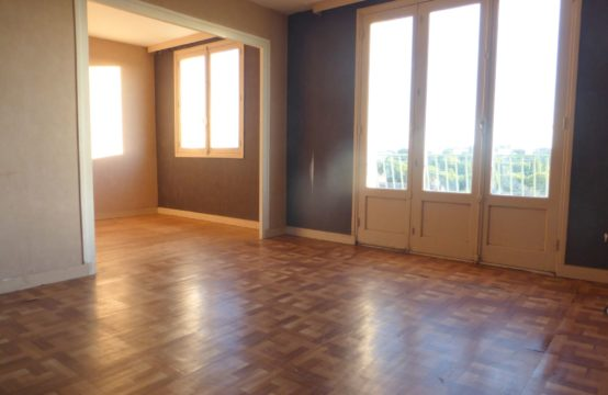Nantes: Appartement 3 pièces de 65m²