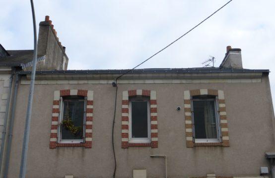 Nantes centre: Appartement T1bis de 28m²