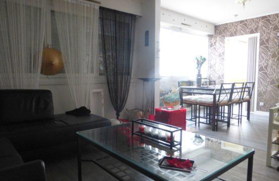Nantes: Appartement 2 pièces de 52m²