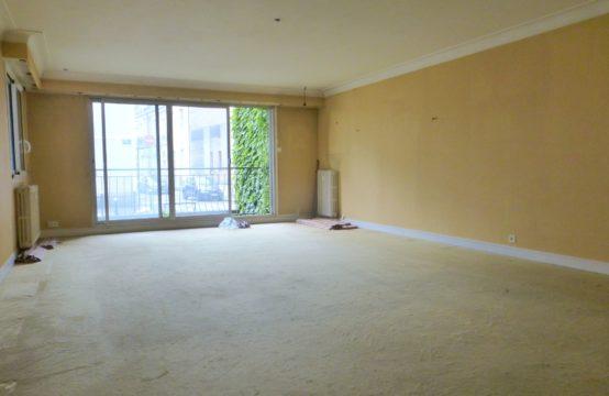 Nantes centre: Appartement 4 pièces de 109m²