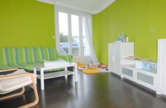 Nantes: Appartement deux pièces de 46m²
